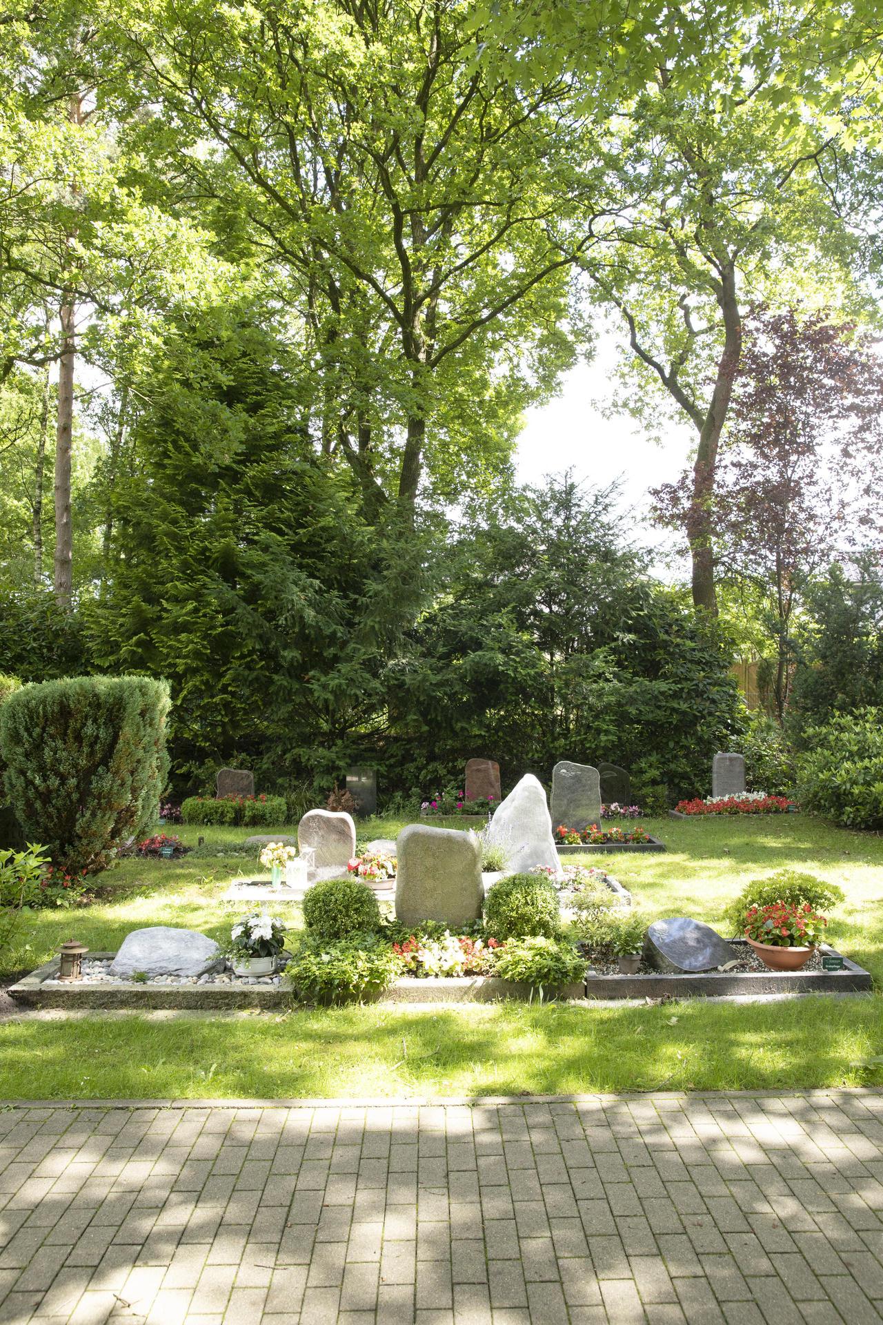 Friedhof Norderstedt